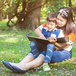 Drop that gadget: Alternative ways to spend summer with your kids